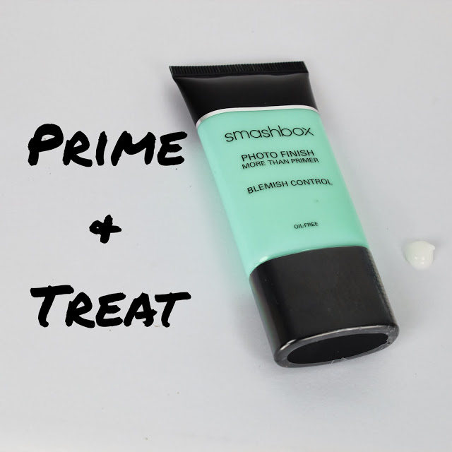 Product Review Smashbox Photo Finish Blemish Control Primer