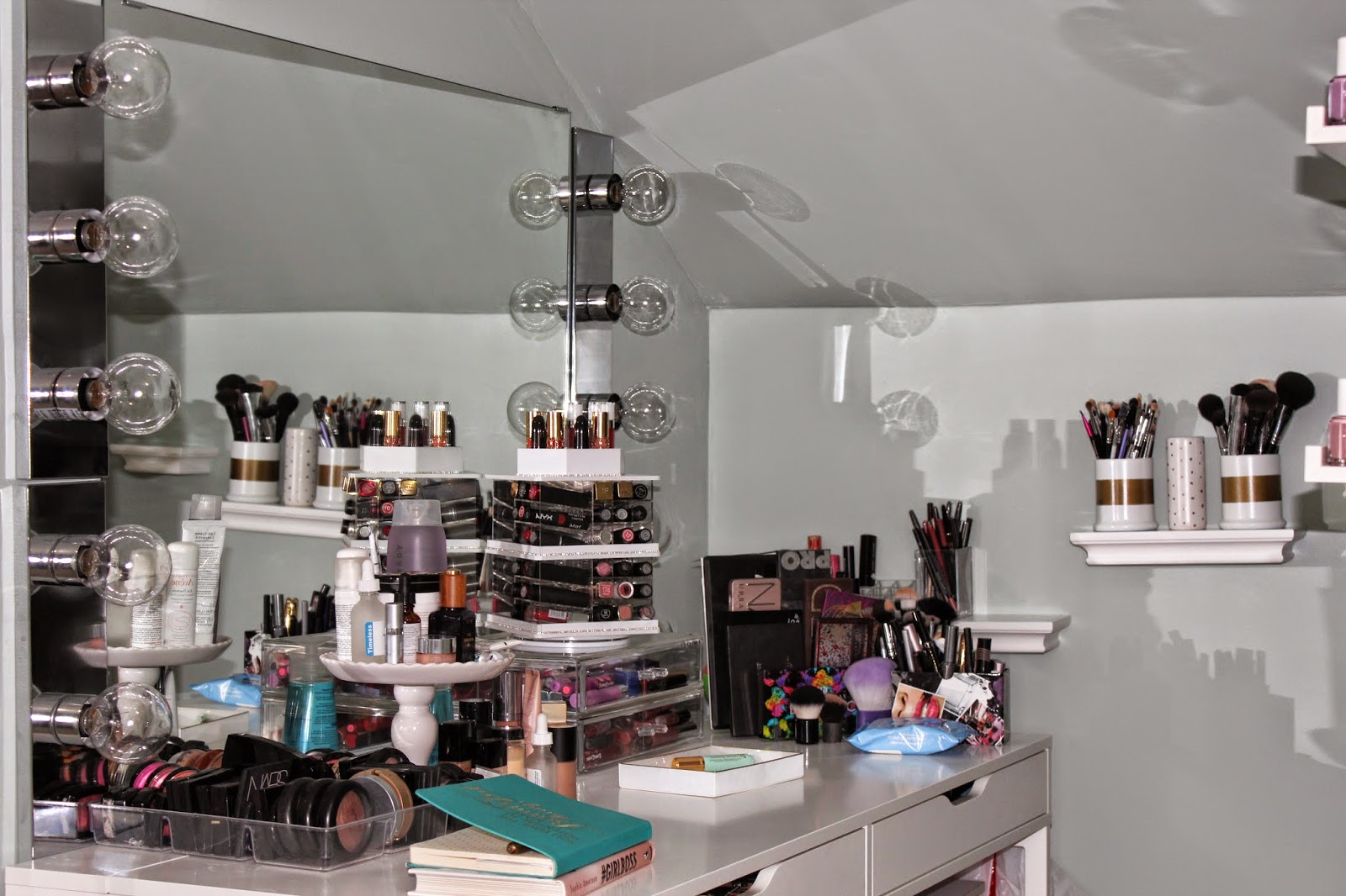Hi My Loves, This Is The Part Two Of My Closet Renovations Update, I Have  Improved A Lot Since My Last Post And Iu0027m So Happy To See My Vision Coming  To ...