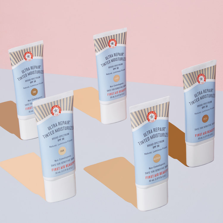 Ultra Repair Tinted Moisturizer by First Aid Beauty #13