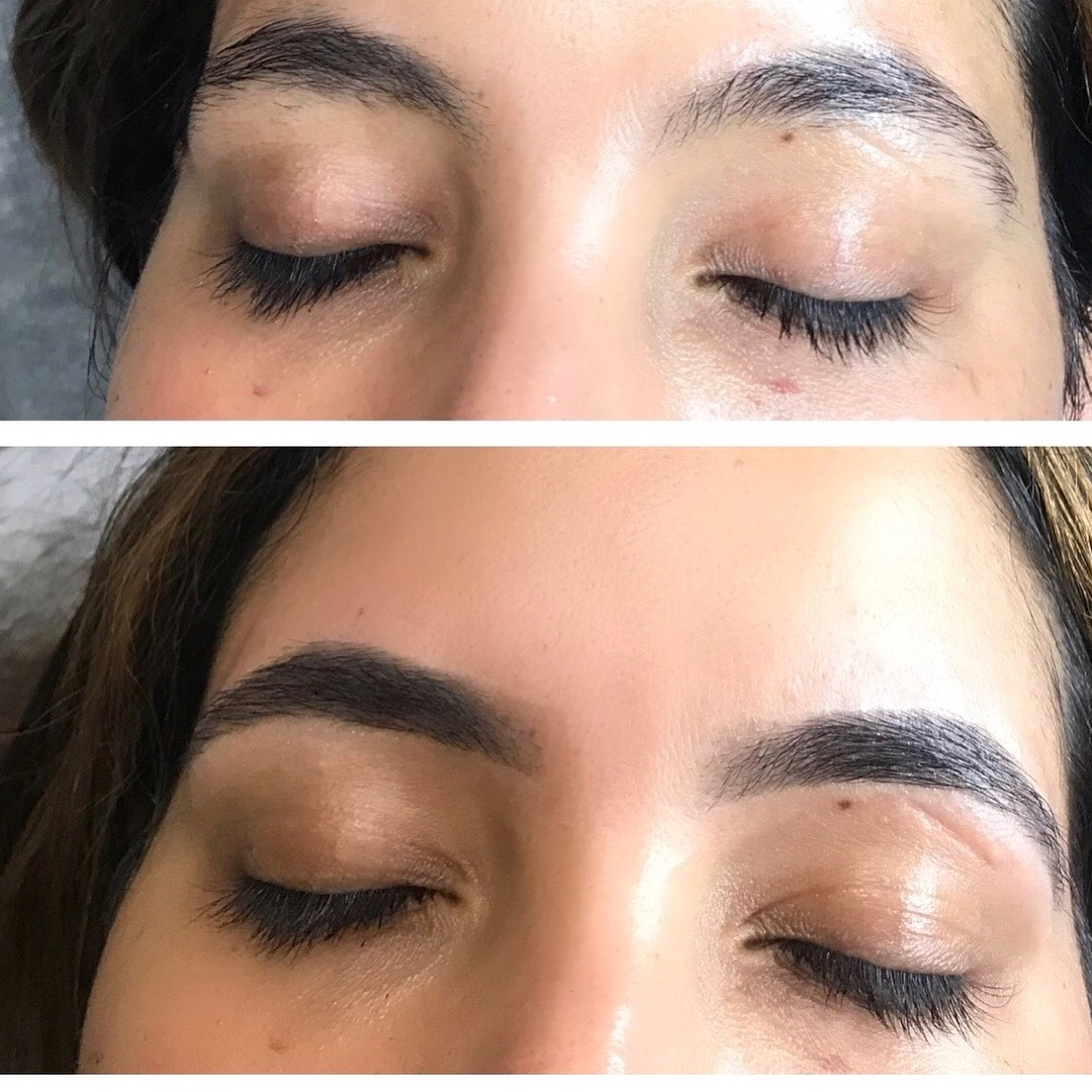 I Finally Microbladed My Brows And This Is How It Went Steffanys